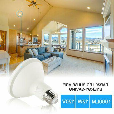 ICOCO 12LED 12W Warm Spotlight Bulb