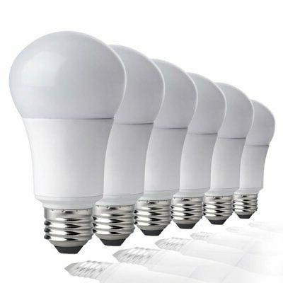 TCP LA950KND6 9 Watt LED Light Bulbs | Shatter Resistant | E