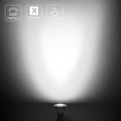 LE LED Bulb Flood Light Bulbs Neck 5000K