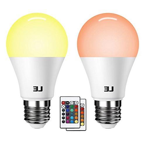 le dimmable a19 e26 bulbs