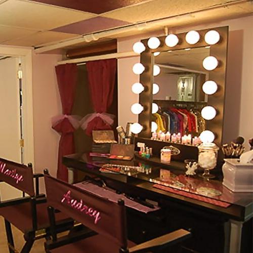 LE LED Light Bulbs, Incandescent Bulb 2700K E26 Base, Vanity Mirror Pack of