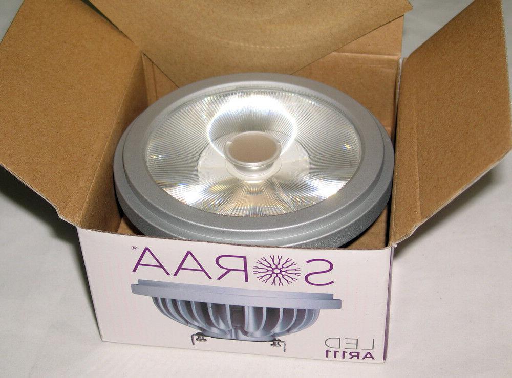 LED Soraa 01379 SR111-12-08D-927-03 12.5 AR111 Bulb,