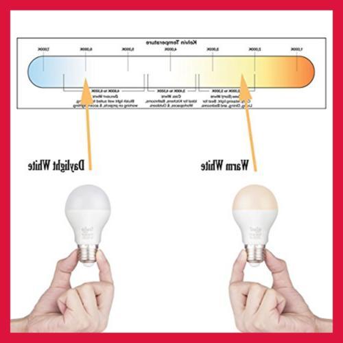 10W A19 Low Voltage Bulb Screw 75W