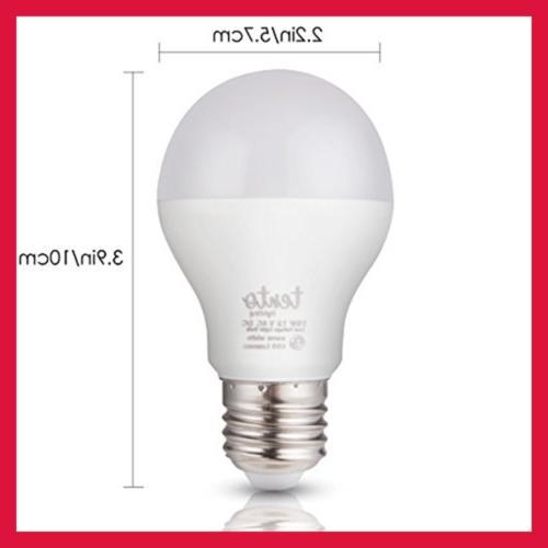 LED 10W A19 Low Voltage Bulb Screw 60 75W