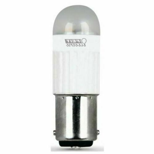 Feit LED Watt Replacement Light Bulb, Base