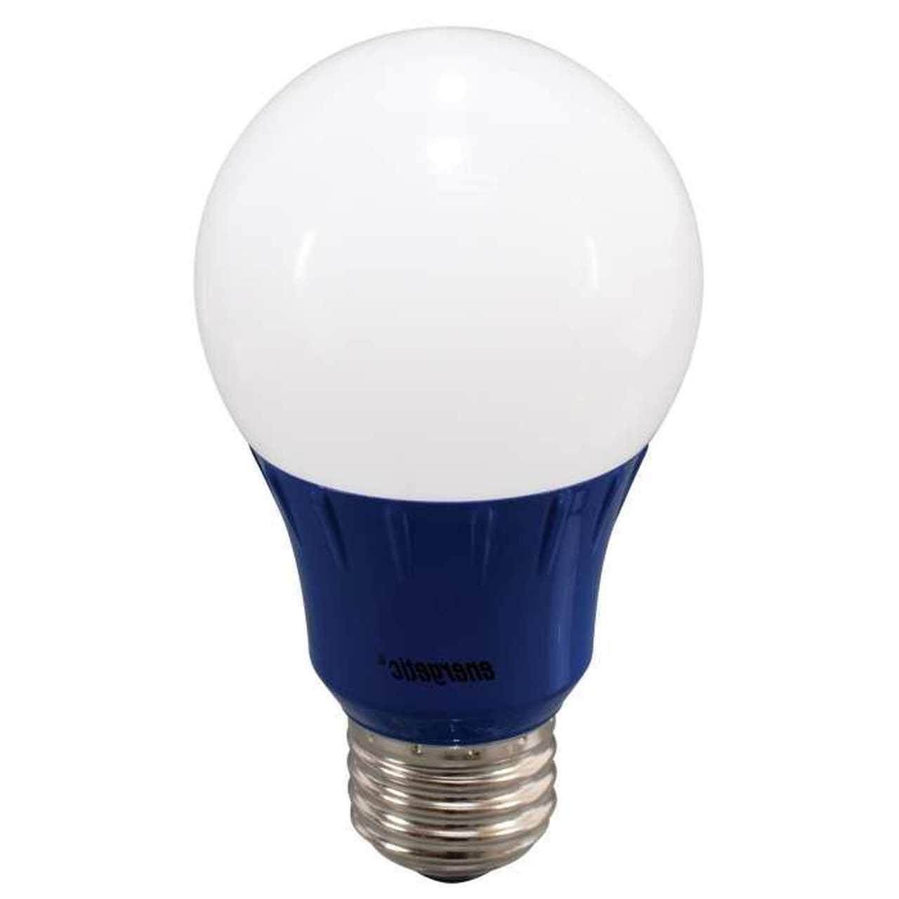 base watt Bulb Orange Yellow Purple