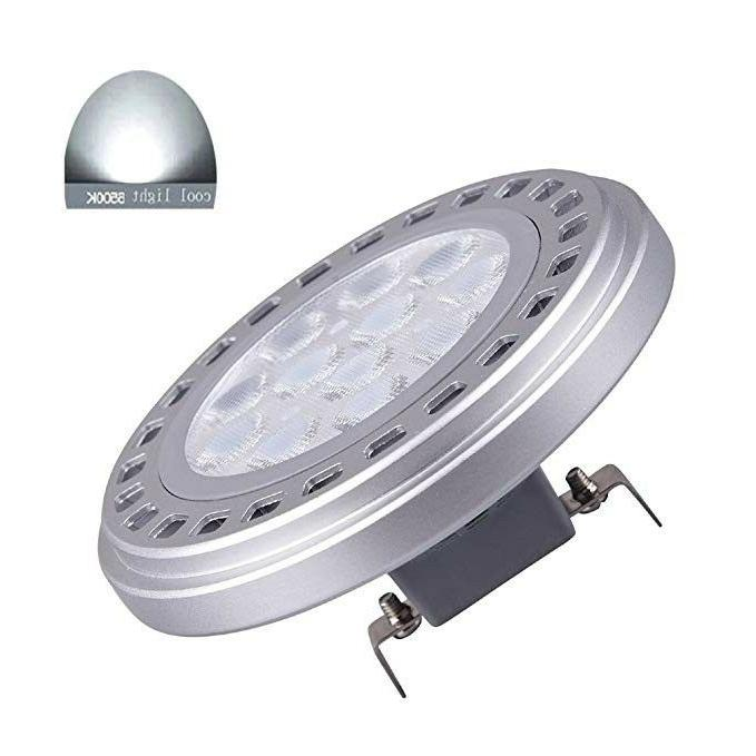led ar111 bulb spotlight 15w g53 30beam
