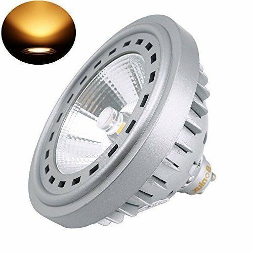 Bonlux LED Ar111 GU10 Base Spot Light Bulb with Cree COB Chi
