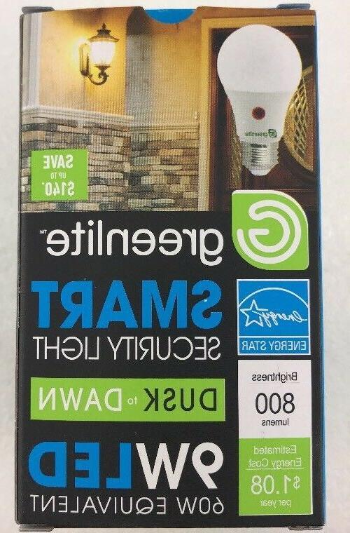 Greenlite to Dawn indoor/outdoor ON Off Smart Security Light