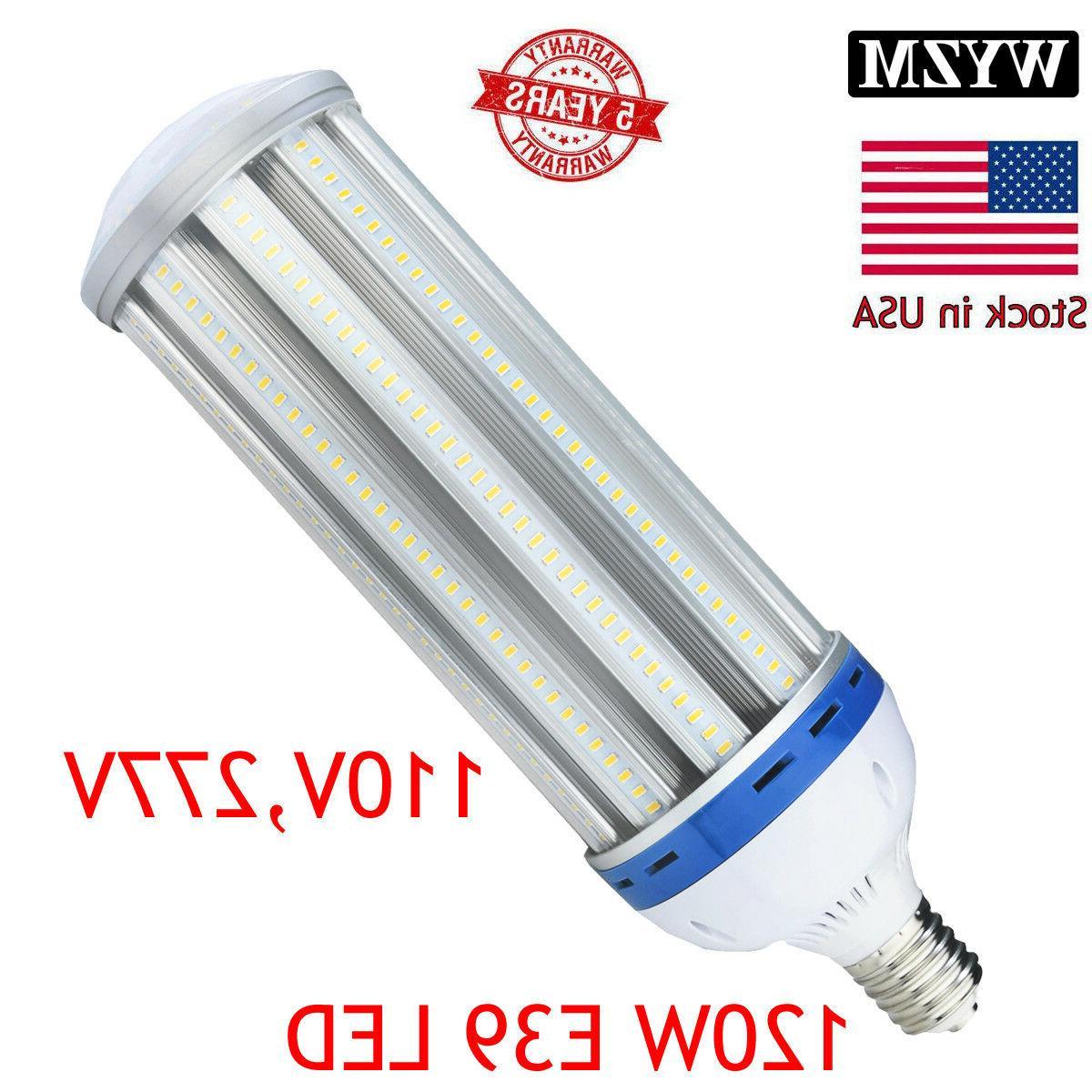 120W LED Corn Cob Bulb E39 Replace 600W MH HPS Warehouse Hig