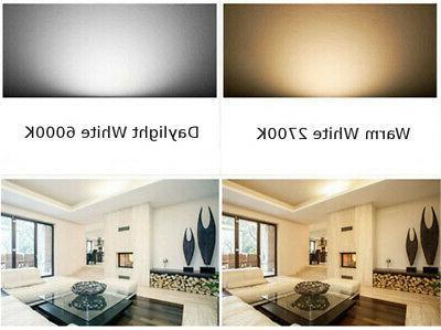 175W LED Bulb 150-Chip Corn Light 2800lm 26W Cool 6000K