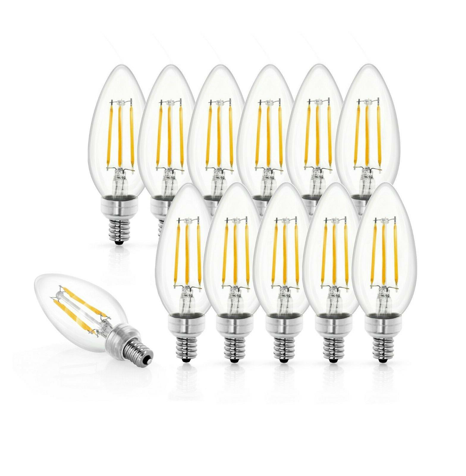 Tenergy LED Dimmable Candelabra