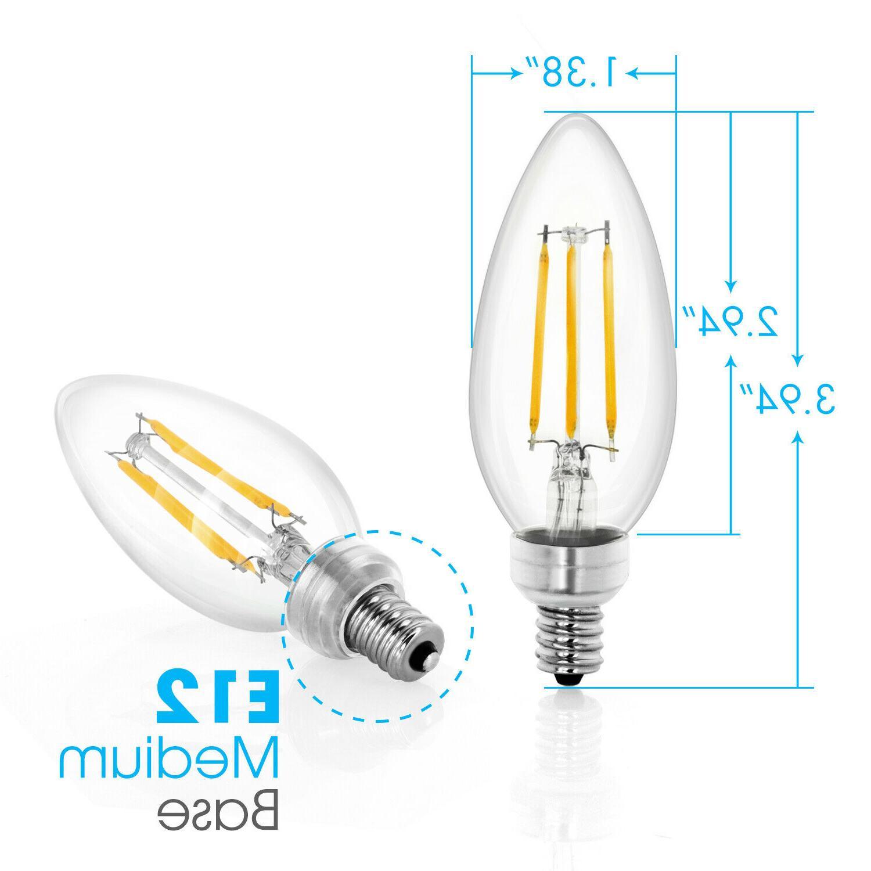 Bulbs Soft E12 Candle