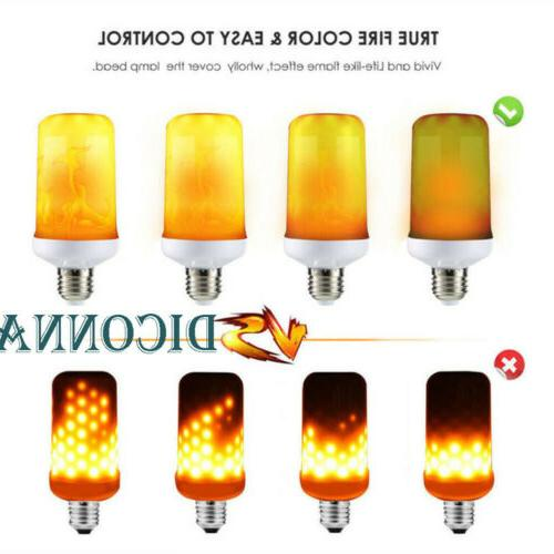 LED Flicker Bulb Fire Effect Decor