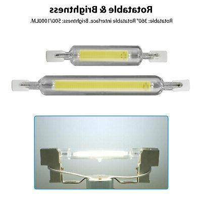 LED R7S 118mm Dimmable Replacement
