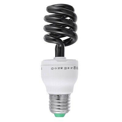 Led light bulb 220V 40W E27 Ultraviolet UV Spiral Energy Sav