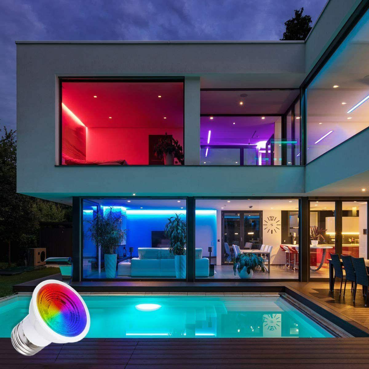 LED Light Bulbs Watt Color Colors,- FREE Ship