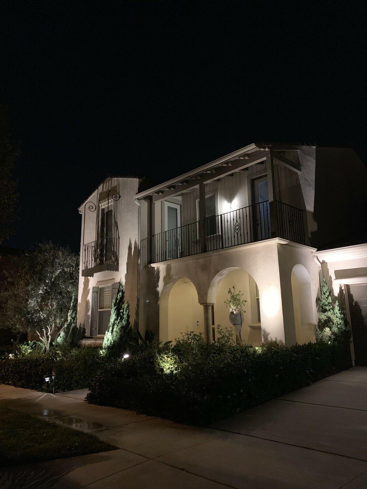 LED Low Landscape Lighting