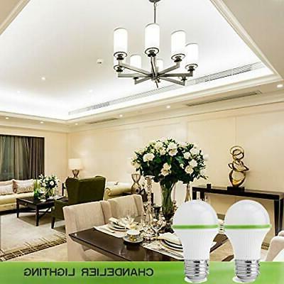 LED Light 40 Appliance Light Bulb A15 12
