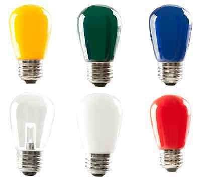 led s14 1 4w multi color dimmable