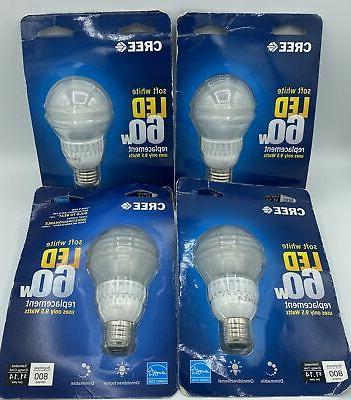 led soft white 60w equivalent dimmable light