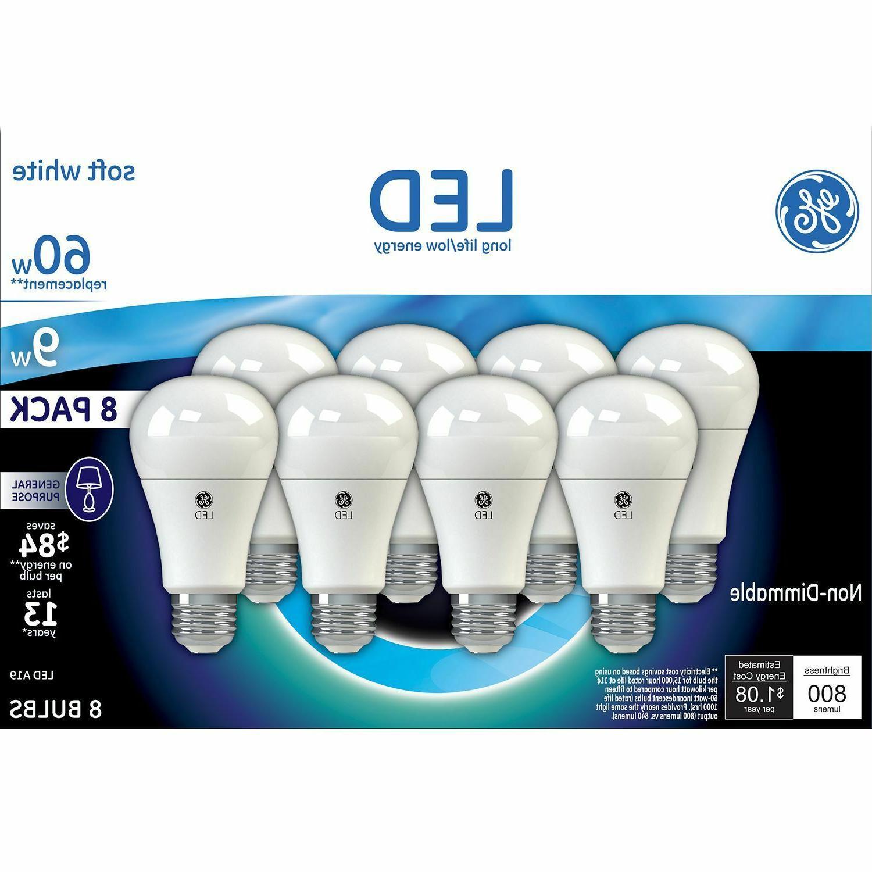 led soft white bulb a19 60w a19