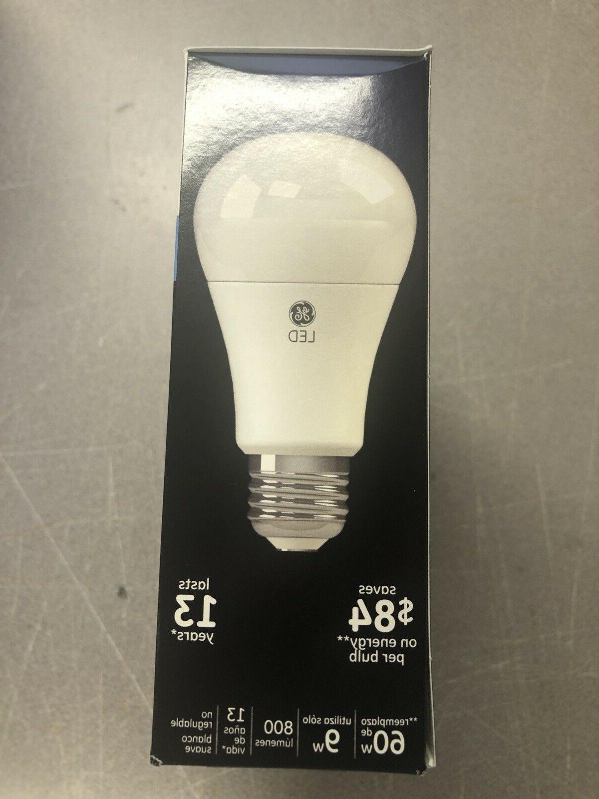GE Soft White Bulb 8