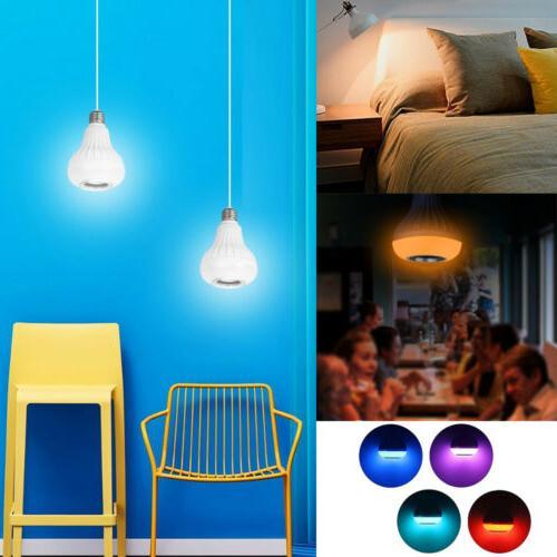 LED Light Speaker RGB Smart Music +