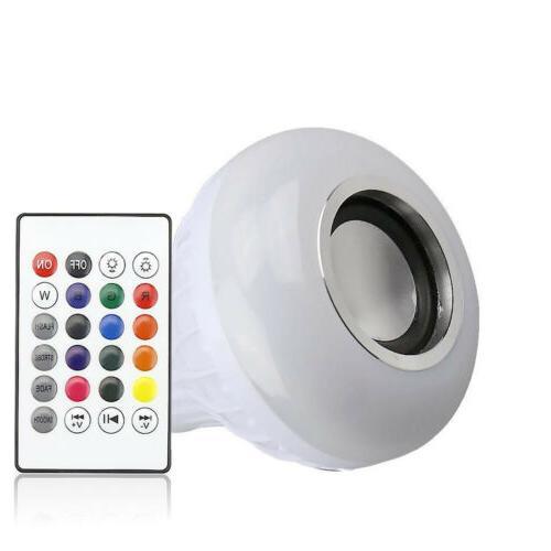 LED Light 12W Smart + Remote