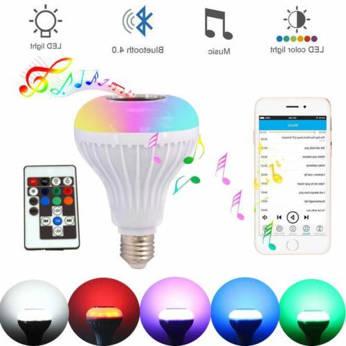 LED Wireless Light 12W Smart Play + Remote