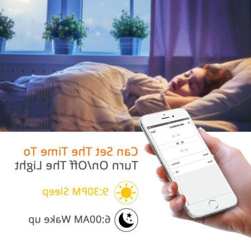 LED WIFI Bulb Light For Home