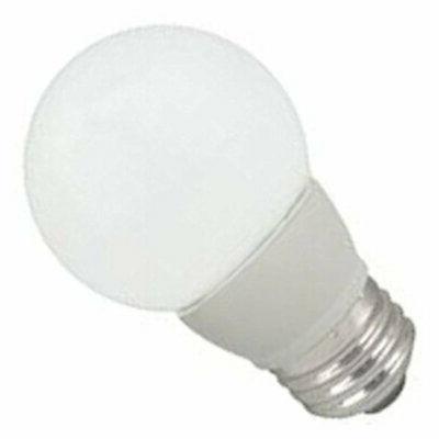led5e26g1627kf led bulb frosted g16 e26 5w