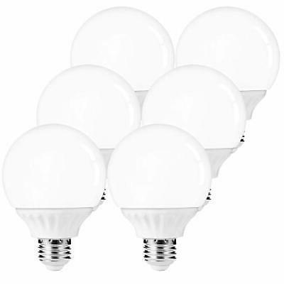 LED Vanity Light Globe Bulbs, 40-45W Equivalent LED G25 Bulb