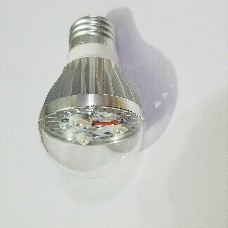 NEW 3W 395-400nm Purple LED Light Bulb AC85-265V
