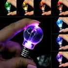 New Mini Cute Key Chain Touch 7 Color Changing LED Light Lam