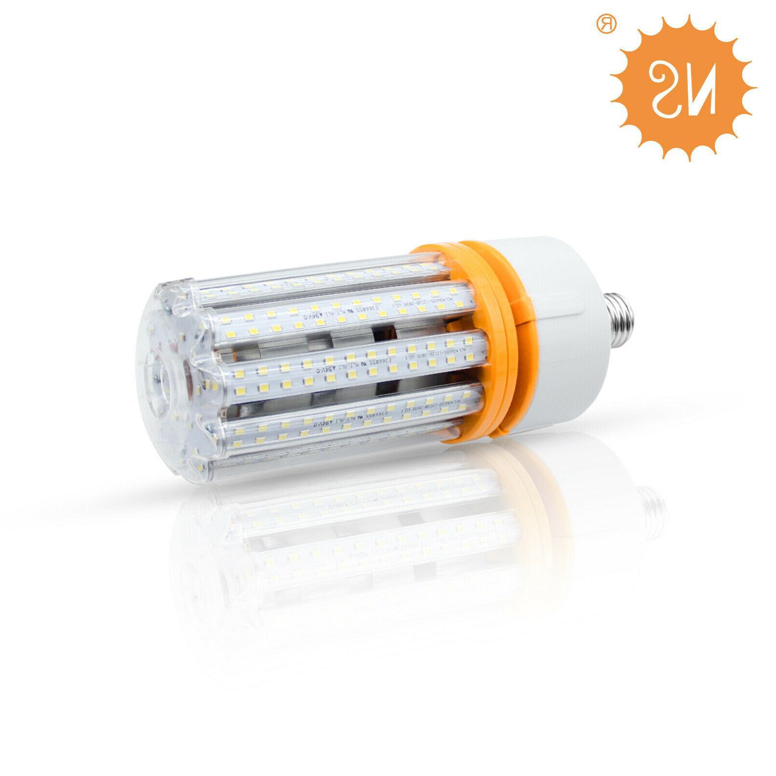 NS Corn Light Bulb Eq. Replacement Lamp White 3000K