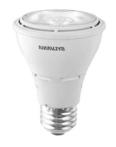 Sylvania Osram Dimmable LED Bulb Par20 8 Watt 50W