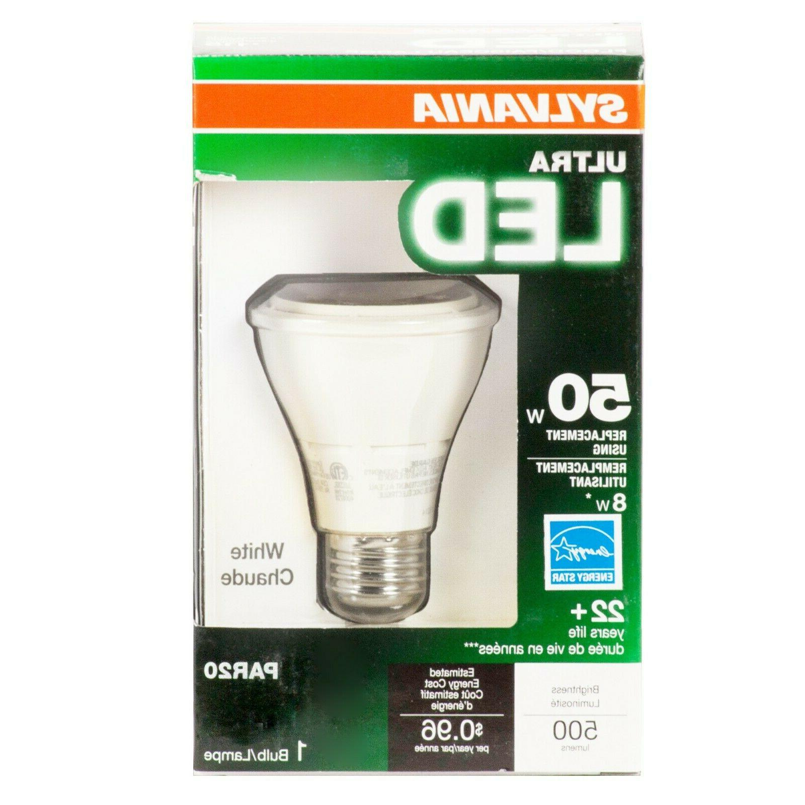 osram dimmable ultra led bulb par20 8