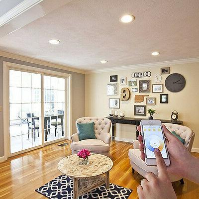 Sylvania Lightify LED Recessed Smart Home 2700-6500K White