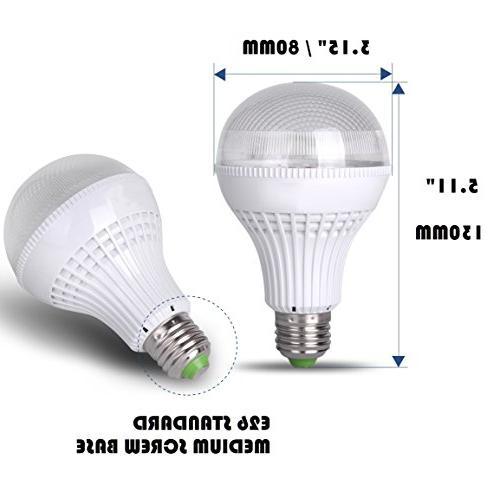 DC LED Bulb Low 12W Spot Lamp Off Transformer PAR30 PAR38 Tiny House Flood Beam 10V-30V