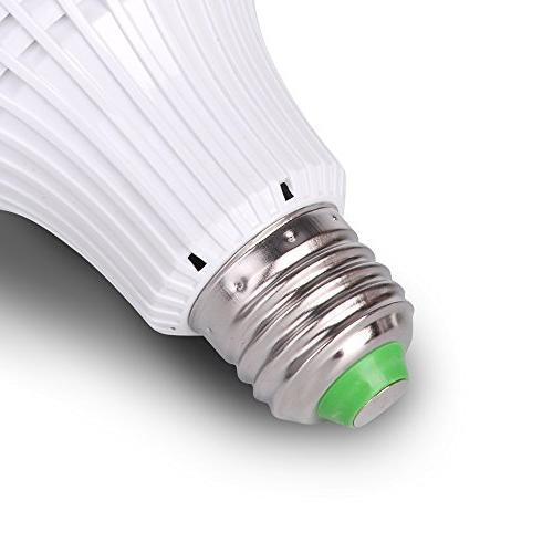 DC Light Bulb Recess 12W =75W E26 Lamp Off Transformer PAR30 PAR38 Lamp Solar Tiny House Farm Flood Beam 10V-30V