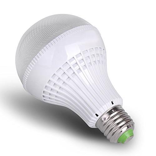 DC 12V-24V LED Bulb 12W Lamp Off Grid Transformer PAR30 Tiny Flood 3000k CW 10V-30V