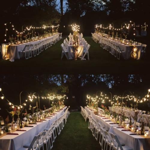 33 Foot Patio Party String Lights 100 LEDs
