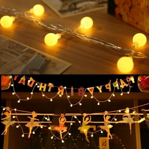 33 Outdoor Lighting Patio String Lights 100