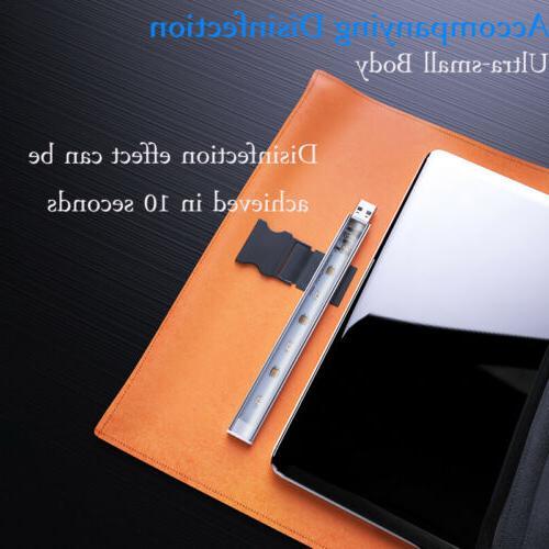 Portable LED Disinfection UV Light