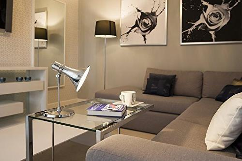 desk Light bulb E26 Contact Medium Reflector 400 5000K Equivalent