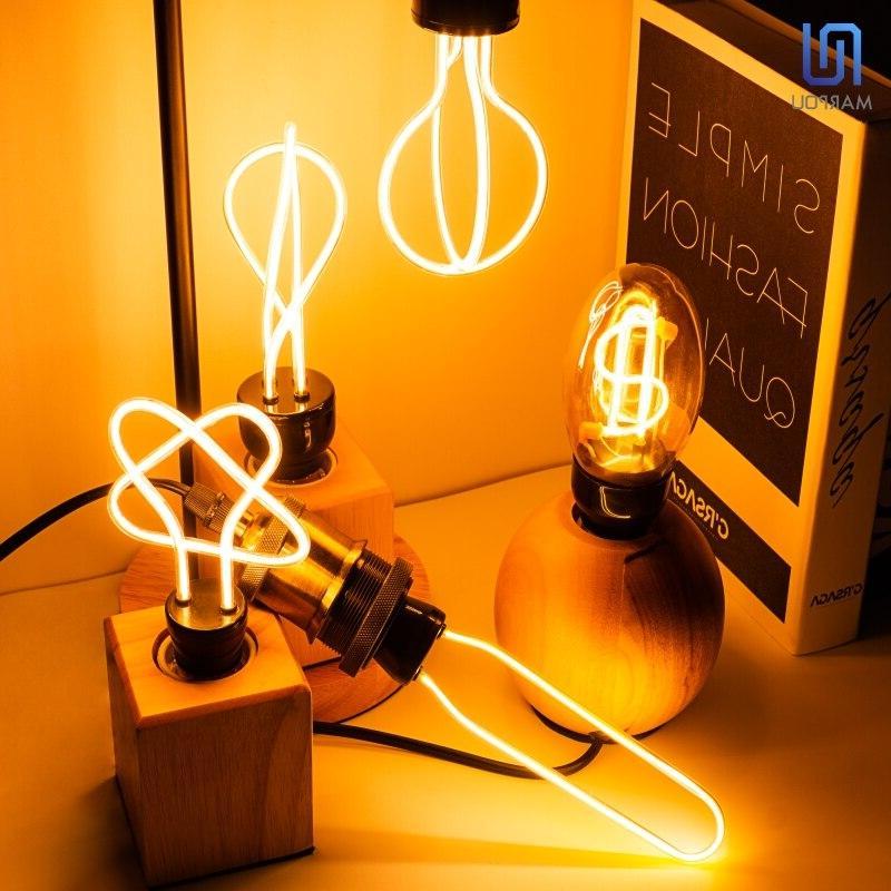 retro font b led b font light