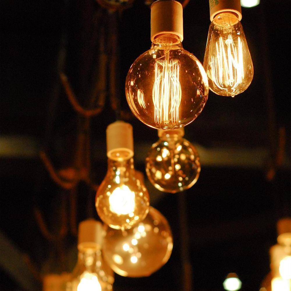 retro <font><b>bulb</b></font> e27 40w ampoule vintage <font><b>bulb</b></font> Incandescent <font><b>led</b></font> lamp decor