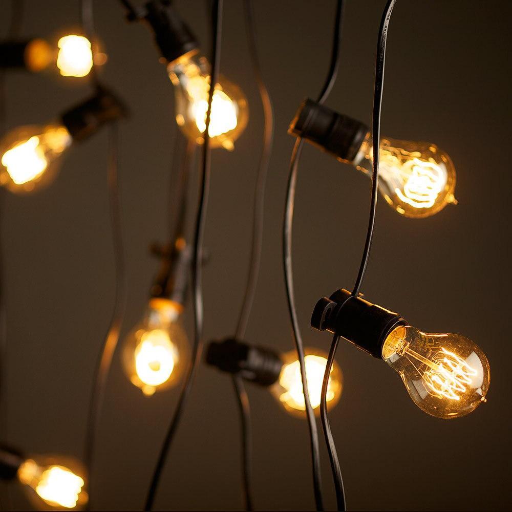 Retro Edison E27 Ampoule Vintage Incandescent <font><b>LED</b></font> Decor