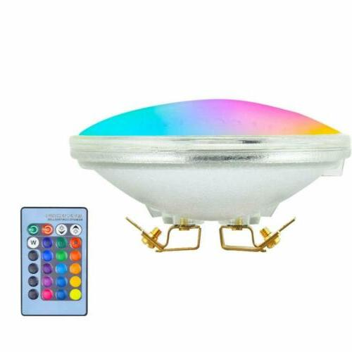 10W LED PAR36 RGB AR111 G53 Flood Light Landscape Bulb for G